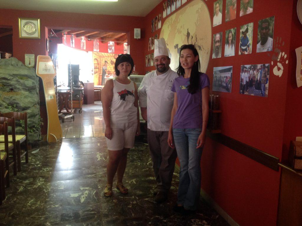 Corso di Pasticceria in Cioccolocanda a Vicoforte