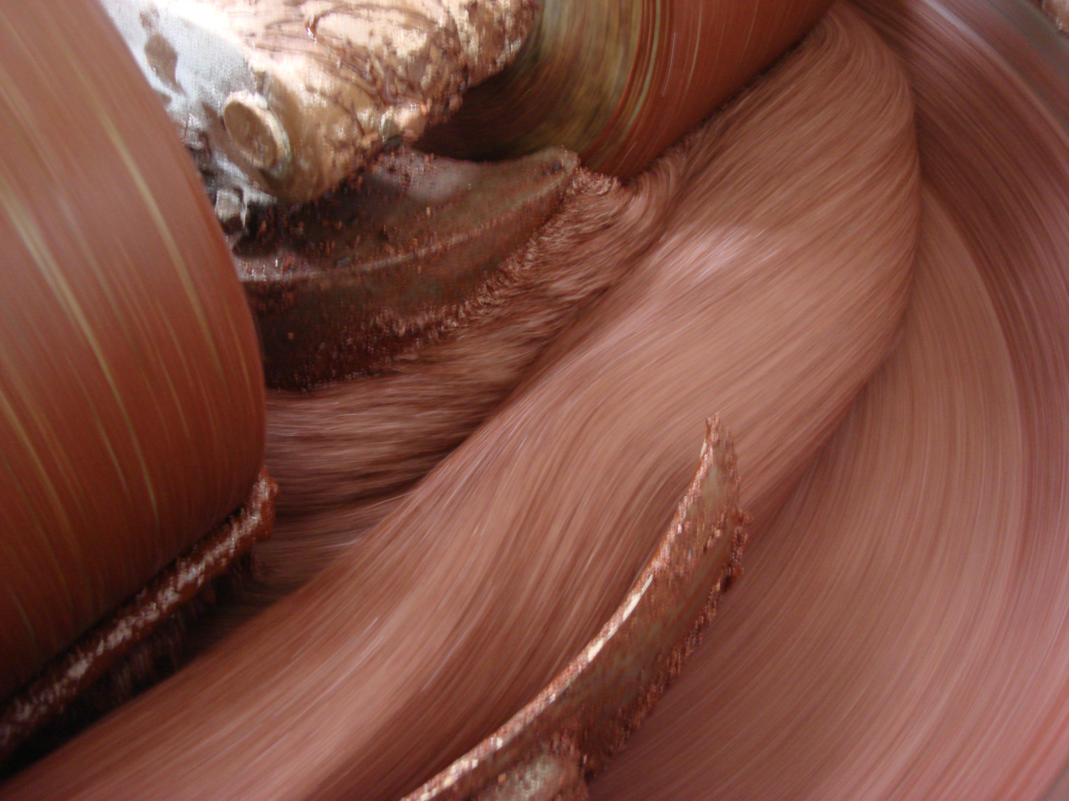 La macinazione naturale del Cacao di Silvio Bessone
