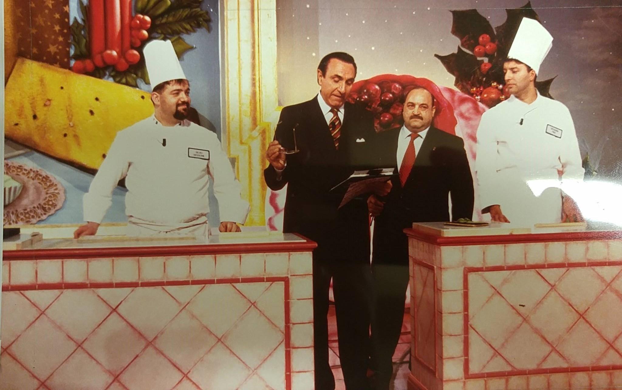 Chef e Pasticceri Stelle della TV
