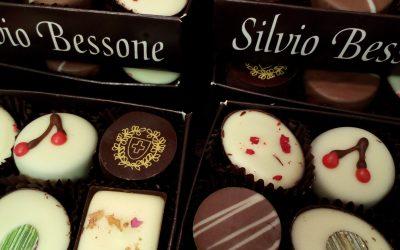 Silvio Bessone presenta la nuova collezione di Cioccolatini per il 2019.