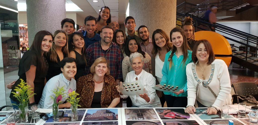 Gruppo della Bit&nibs a Caracas 2018
